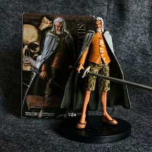 One Piece DXF Vol.6 Silvers Rayleigh figure