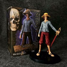 One Piece DXF Shanks figure