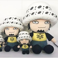12inches One Piece Law plush doll