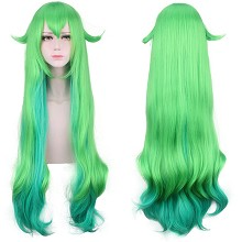 League of Legends LULU cosplay wig