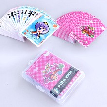 Shugo Chara anime pokers playing cards