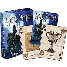 Harry Potter pokers playing cards