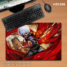 Tokyo ghoul anime big mouse pad