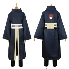 Naruto Uchiha Obito cosplay cloth costume dress a ...