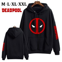 Deadpool thick cotton hoodie cloth costume