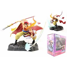 One Piece Edward Newgate figure
