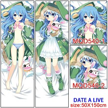 Date A Live Yoshino anime two-sided long pillow