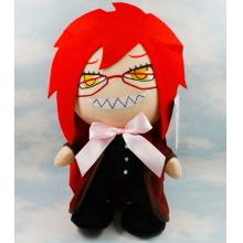 12inches Kuroshitsuji Black Butler plush doll