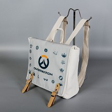 Overwatch canvas backpack bag