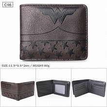 Wonder Woman wallet