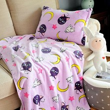 Sailor Moon anime quilt blanket sheets 150X200CM