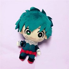 7inches My Hero Academia Midoriya Izuku anime plush doll(price for one piece)