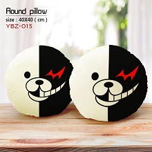 Dangan Ronpa anime round pillow