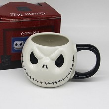 The Nightmare Before Christmas jack cup mug