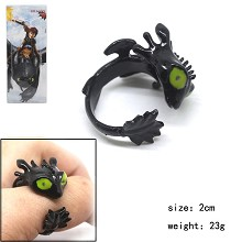 How to Train Your Dragon ring