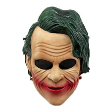 Batman Joker cosplay mask