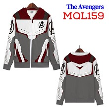 Avengers Endgame movie thick hoodie cloth