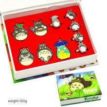 TOTORO anime rings set(10pcs a set)