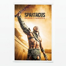 Spartacus movie wall scroll