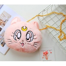 Sailor Moon anime plush satchel shoulder bag