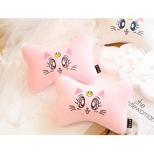 Sailor Moon anime car neck pillows set(2pcs a set)