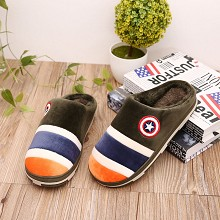 Captain America movie shoes slippers a pair