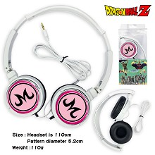Dragon Ball anime headphone