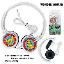 Wonder Woman movie headphone