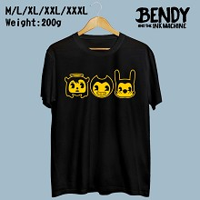 Bendy and the Ink Machine cotton t-shirt