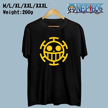 One Piece Law cotton t-shirt