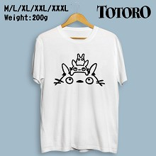 TOTORO cotton T-shirt