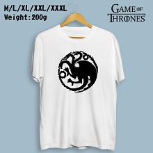 Game of Thrones cotton T-shirt