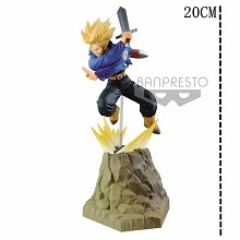 Dragon Ball Trunks anime figure