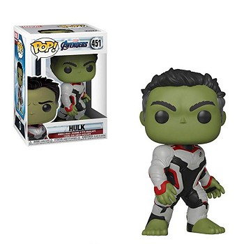 Funko pop 451 The Avengers 4 Hulk movie figure