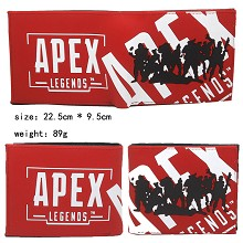 Apex Legends game silicone wallet