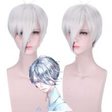 Land of the Lustrous cosplay wig 30cm
