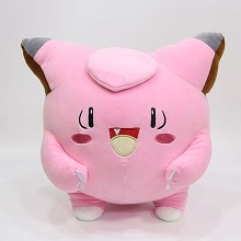 18inches Pokemon Cleffa anime plush pillow