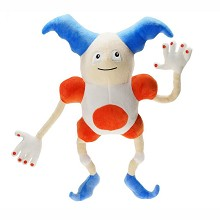 12inches Pokemon Clown anime plush doll