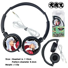 Inuyasha anime headphone