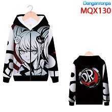 Dangan Ronpa anime long sleeve hoodie cloth