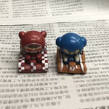 Karting figures set(2pcs a set)