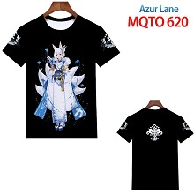 Azur Lane game t-shirt