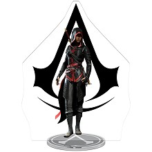 Assassin's Creed Chronicles game acrylic figure