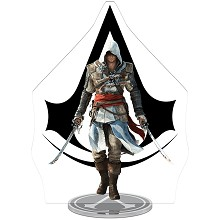Assassin's Creed Black-Flag Kenwa game acrylic fig...