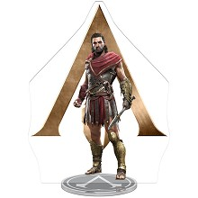 sassin's Creed Odyssey Alexio game acrylic figure