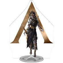 Assassin's Creed Odyssey conce game acrylic figure