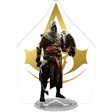 Assassin's Creed Origins Bayek game acrylic figure