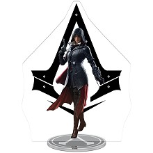 Assassin's Creed Syndicate Evie game acrylic figur...