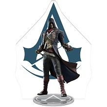 Assassin's Creed Unity Arno game acrylic figure