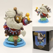 League of Legends Bard 015 game figure